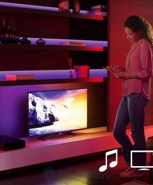 LED лента Philips HUE LightStrip